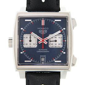 タグ・ホイヤー TAG HEUER モナコ クロノグラフ CAW211P.FC6356 クロノグラフ メンズ腕時計