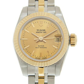 TUDOR チューダー(チュードル) プリンセスデイト 92513-62423-CH SS&YG ステンレス/ゴールド シャンパンゴールド 自動巻き 22mm レディース腕時計