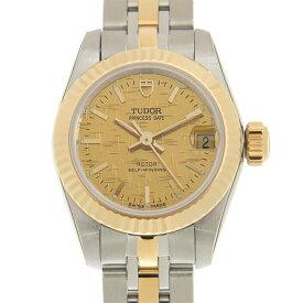 TUDOR チューダー(チュードル) プリンセスデイト 92513-62423-CHCL SS&YG ステンレス/ゴールド シャンパンゴールド 自動巻き 22mm レディース腕時計