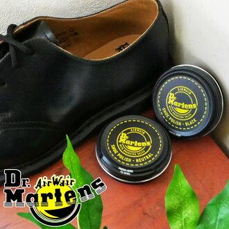 馬滕斯博士中性,櫻桃,黑 Dr.martens 波蘭波蘭護理霜櫻桃、 黑和中性奶油靴子靴子護理波蘭產品