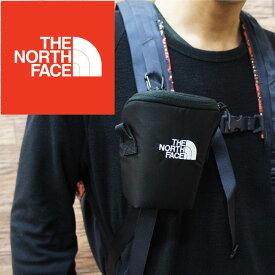 【あす楽】【送料無料】ザ・ノースフェイス THE NORTH FACE メンズ レディース バッグ カメラ NM91552 ショルダーストラップ アクセサリーポケット ショルダーバッグ ポーチ BLACK ブラック 2WAY evid /- o-sg |5
