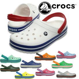 【あす楽】クロックス crocs メンズ レディース クロッグサンダル 11016 crocband コンフォートサンダル アクアサンダル カジュアル レジャー evid o-sg /- テレワーク 在宅勤務 |3
