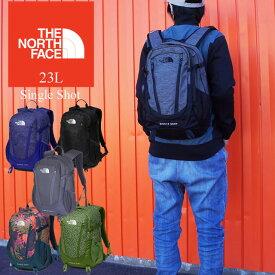 【あす楽】【送料無料】ザ・ノースフェイス THE NORTH FACE シングルショット バッグ メンズ レディース NM71903 23L バッグ リュック デイバッグ バックパック 通勤 通学 evid1 /-
