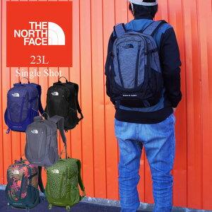 ザ・ノースフェイス THE NORTH FACE シングルショット バッグ メンズ レディース 【送料無料】(一部地域除く) NM71903 23L バッグ リュック デイバッグ バックパック 通勤 通学 evid /-