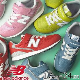 058b1523201f7 ニューバランス new balance スニーカー 男の子 女の子 子供靴 キッズ ジュニア YV996 ローカット ベルクロ 運動靴 NB