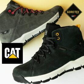 キャタピラー CAT カジュアルシューズ メンズ 【送料無料】(一部地域除く) P723176 P723179 デフォルト ゴアテックス ミッドカット アウトドア 防水 透湿 evid