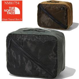 【メール便送料無料】ザ・ノースフェイス THE NORTH FACE グラムトラベルボックスS メンズ レディース NM81754 ポーチ 旅行 ジム スポーツ 部活 バッグインバッグ 小物入れ evid |3