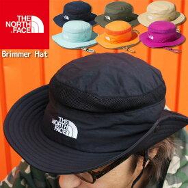 【あす楽】【送料無料】ザ・ノースフェイス THE NORTH FACE 帽子 メンズ レディース NN02032 ブリマーハット トレッキングハット UVカット アウトドア フェス キャンプ 紫外線対策 日よけ あご紐 メッシュ アパレル K NT UN HA CG FO WP evid |5