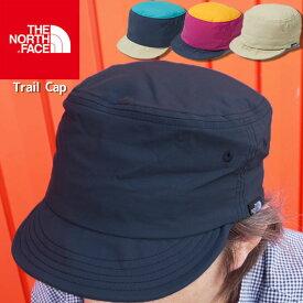 【メール便送料無料】ザ・ノースフェイス THE NORTH FACE 帽子 メンズ レディース NN02035 トレイルキャップ ワークキャップ トレッキング UVカット アウトドア フェス キャンプ 紫外線対策 日よけ UN WB UJ WN evid |3