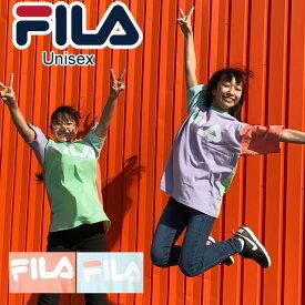 フィラ FILA メンズ レディース ジュニア Tシャツ 半袖 半そで FM5184 ユニセックス スポーツ スポーティー パステルカラー【メール便送料無料】evid【p】 |3