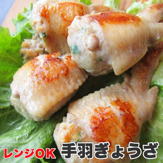 Entering ten wing gyozas (650 g) (except shipment, Saturdays, Sundays, and holidays by an order until 12:00 on that day)