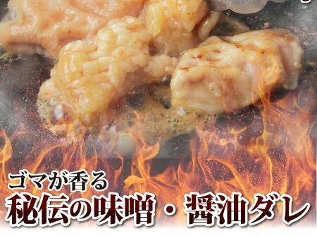 【冷凍】牛テッチャンタレ漬けホルモン(シマチョウ)250g焼肉用【ほるもんモツ腸タレ秘伝焼肉BBQバーベキューやきにくホルモン小腸花見行楽お試しおためしシマチョウ】