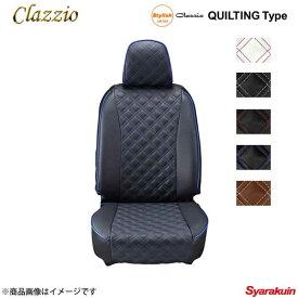 Clazzio クラッツィオ キルティングタイプ EH-0364 ブラック×レッド フリード プラス ハイブリッド GB7/GB8