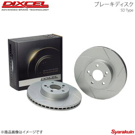 DIXCEL/ディクセル ブレーキディスク SD フロント PEUGEOT 208 1.6(NA) A95F01 12/11〜 SD2111118S
