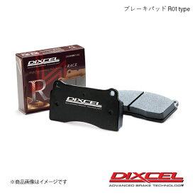 DIXCEL ディクセル ブレーキパッド R01 フロント タンク/ルーミー M910A 16/11〜 R01-351102
