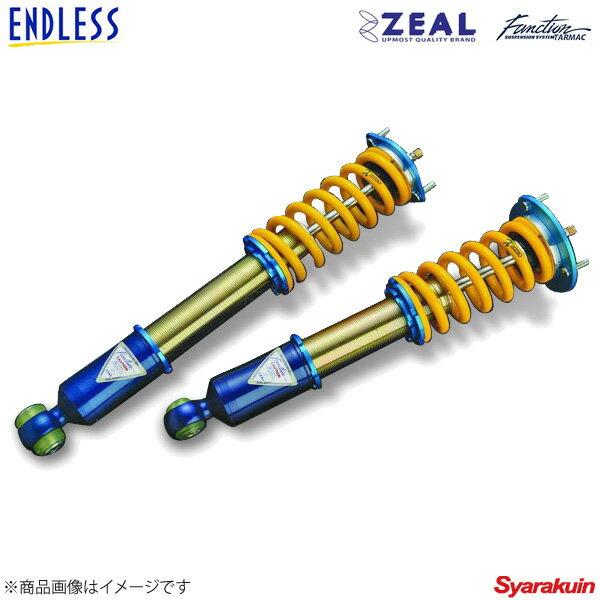 [ ENDLESS ] ZEAL FUNCTION TARMAC 車高調 インプレッサ GDB(アプライドE/F/G) ZS705TXS