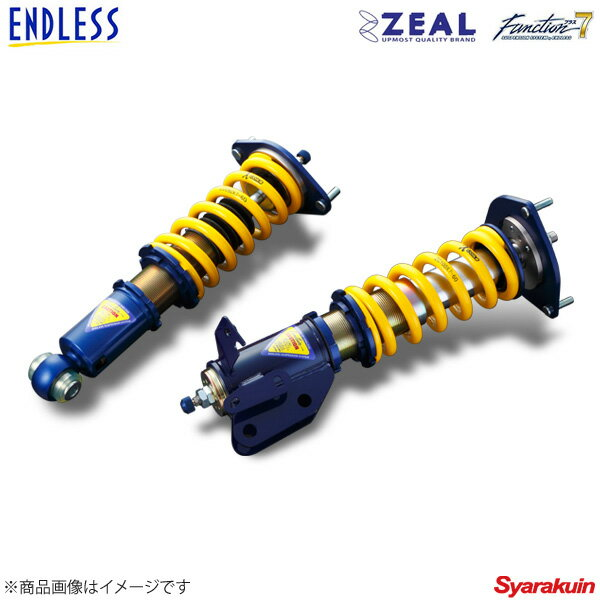 [ ENDLESS ] ZEAL FUNCTION プラス7 車高調 シートタイプB ロードスター ND5RC ZS313P07B