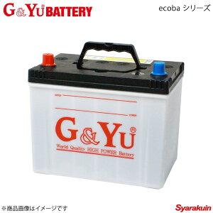 G&Yu BATTERY/G&Yuバッテリー ecoba シリーズ フジイコーポレーション 除雪機 FSR1200DTA 24ps 新車搭載:95D31R/115D31R 品番:ecb-115D31R×1