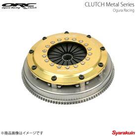 ORC オグラレーシング クラッチ Metal Series ORC-409(シングル)高μタイプ シルビア S15(6速)