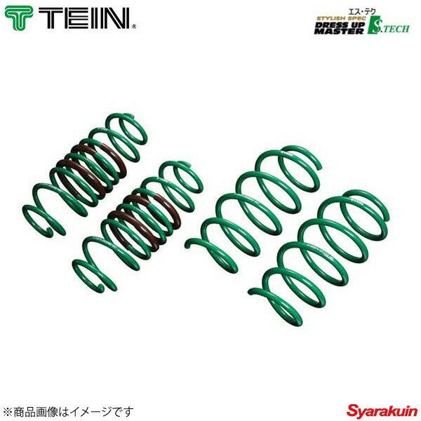TEIN テイン ローダウンスプリング 1台分 S.TECH ストリーム RN6 1.8X/1.8RSZ