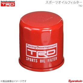TRD ティー・アール・ディー スポーツオイルフィルター 86 ZN6