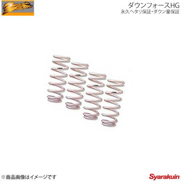 zoom/ズーム ダウンサス ダウンフォースHG Ghibli MG30AA MASERATI/マセラティ