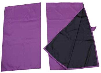 トラック用カーテン・パープル・紫色
