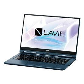 PC-HZ500LAL ◆ NEC LAVIE Hybrid ZERO HZ500/LAL インディゴブルー Windowsノートパソコン エヌイーシー