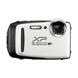 XP130 ホワイト ◆ 富士フィルム FinePix コンパクトデジタルカメラ