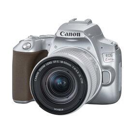 EOS Kiss X10 EF-S18-55 IS STM レンズキット シルバー ◆ キャノン デジタル一眼レフカメラ Canon