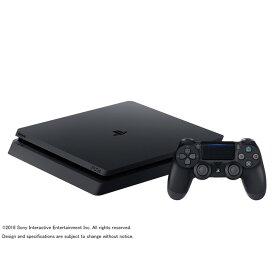 CUH-2200AB01 [500GB ジェット・ブラック] ソニー プレイステーション4 ゲーム機本体