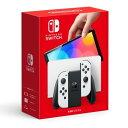 訳あり(有機ELモデル) HEG-S-KAAAA [ホワイト] 任天堂 Nintendo Switch本体