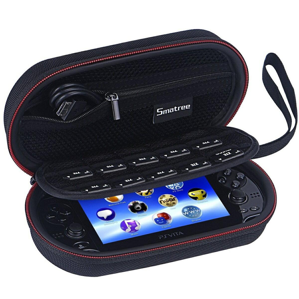 【SONY】PlayStation プレイステーション PS Vita、PS Vita Slim、PS2000 保護ケース、バッグ P-100