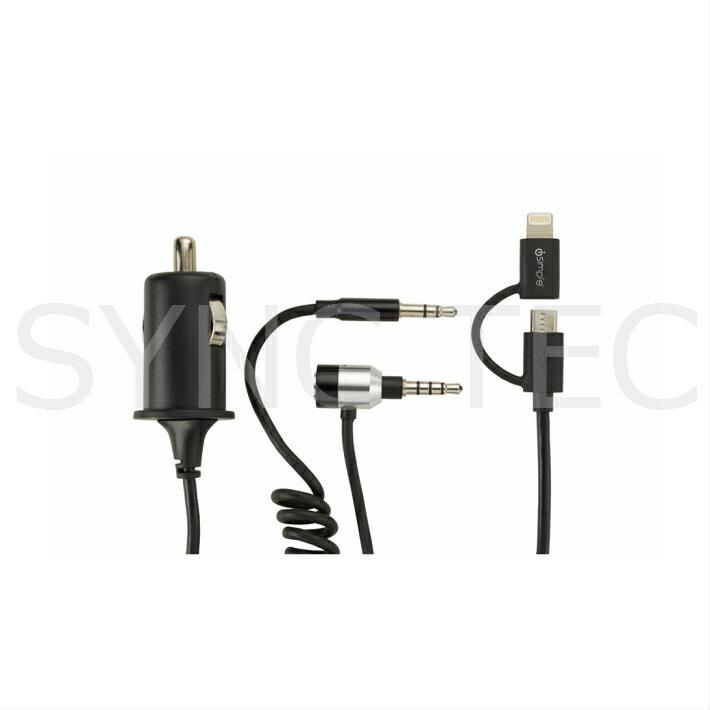 iSimple ISMJ3425 ipod / iphone ライトニングコネクタ対応 Lightning マイクロ USB コネクター オールインワン ケーブル isimple ismj3425 (64)