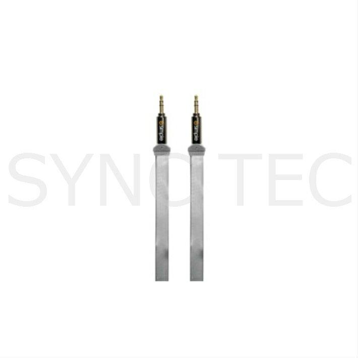 iSimple ISMJ53W Music Jax 3.5mm イヤフォンジャックタイプ ワイド フラットケーブル 約 90cm ホワイト isimple ismj53w (81)