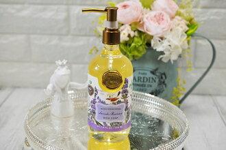 MICHEL DESIGN WORKS ミッシェルデザインワークスデッシュソープ dishwashing liquid fragrance: ラベンダ-ロ-ズマリ- <new product>