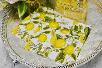 MICHEL DESIGN WORKS Michelle design works paper cocktail napkin