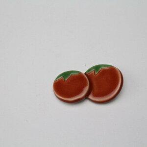 秋景色 柿箸置 3点セット