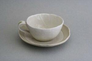 日本製 プチ小花 コーヒー碗皿(黄色) レトロ カップ&ソーサ コーヒーカップ 国産 贈り物 ギフト プレゼント シンプル かわいい 和風 和モダン 敬老の日