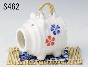 ブタ 香炉 陶器 日本製 置物 和雑貨 オブジェ 飾り物 置き物 国産 レトロ 和風 和モダン かわいい おしゃれ