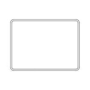 MLエレガントプレート ブランク3連 取付金具付 MLE1030