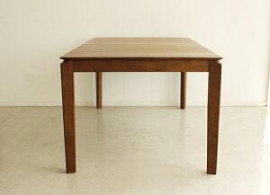 伸長式ダイニングテーブル単品 幅150cm 180cm 4人掛け 6人掛け 伸縮 テーブル 木製 エクステンション 机 食卓テーブル 作業台 リビング 北欧 おしゃれ ミッドセンチュリー 高級感