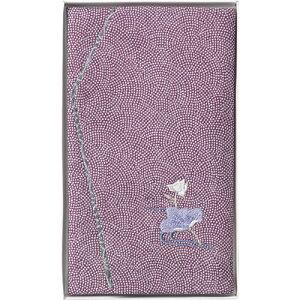 刺繍入り金封ふくさ 紫蓮 C1078028