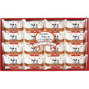 牛乳石鹸 ゴールドソープセット ミルク成分 COW せっけん ギフト 贈り物 ご挨拶 贈答品 手土産 贈答用 プチギフト 返礼品 お返し お祝い 敬老の日