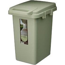 ダストボックス 33リットル フタ付き ふた付き ごみ箱 ゴミ箱 トラッシュカン トラッシュボックス コンテナ リビング 台所 キッチン 野外 インテリア アンティーク 北欧 レトロ モダン ブルックリン 西海岸 カントリー おしゃれ