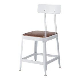 ダイニングチェア スチール 食卓チェアー 食卓椅子 いす イス 椅子 ダイニングチェアー レトロ モダン 北欧 ブルックリン 西海岸 男前 インテリア おしゃれ アンティーク カントリー かわいい 高級感 ホワイト