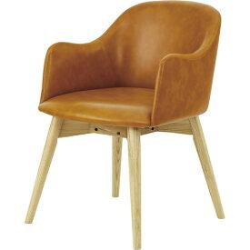 ダイニングチェア レザー 天然木 木製 食卓チェアー 食卓椅子 いす イス 椅子 ダイニングチェアー レトロ モダン 北欧 ブルックリン 西海岸 男前 インテリア おしゃれ シンプル アンティーク カントリー かわいい 高級感 キャメル