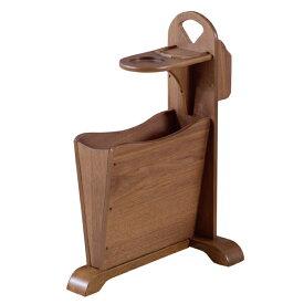 完成品 サイドテーブル 幅45cm 木製 木目 棚付き マガジンラック スリム コンパクト ナイトテーブル ベッドサイドテーブル ソファーサイドテーブル レトロ モダン 北欧 ブルックリン 西海岸 男前 インテリア おしゃれ アンティーク