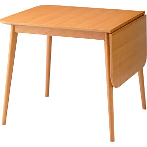 バタフライテーブル 単品 ダイニングテーブル 幅120/84cm 4人用 4人掛け 天然木 木製 木目 北欧 シンプル ダイニング テーブル おしゃれ 机 つくえ 食卓机 作業台 食卓テーブル リビングテーブ