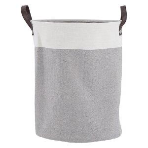 送料無料 3個セット ファブリックバスケット リタ ラウンド ランドリーバスケット 大容量 折りたたみ スリム 脱衣かご 北欧 洗濯かご ランドリーバッグ おもちゃ 収納ボックス シンプル 西